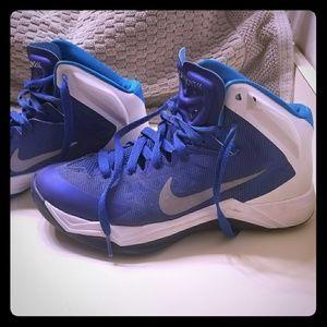 Nike Hyper Quickness Blue Mens 8.5